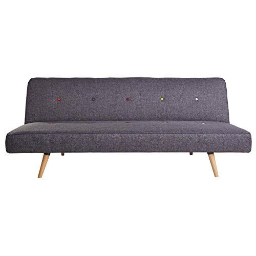 3 sitzer schlafsofa couch mit schlaffunktion sonero in. Black Bedroom Furniture Sets. Home Design Ideas