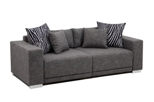 B Famous Big Sofa London L Struktur Grau 217x103 Cm 0 M Bel24 Shop Xxxl