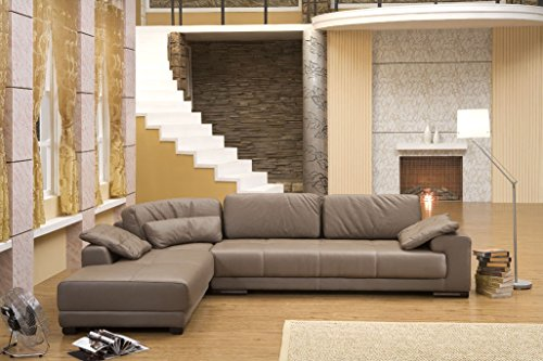 design voll leder ecksofa sofa garnitur eckgruppe couch ledersofa 5042 l 1106 m bel24. Black Bedroom Furniture Sets. Home Design Ideas