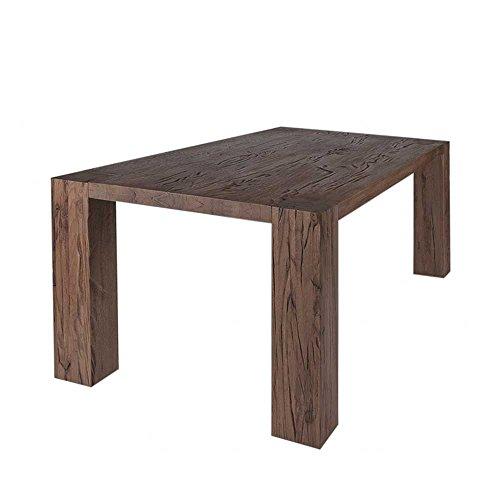 Esszimmer Tisch aus Balkeneiche massiv Pharao24