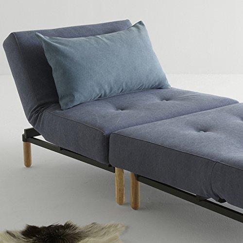 Innovation Stuhl Asmund 573 Hosta Blue/574 Slate Indigo
