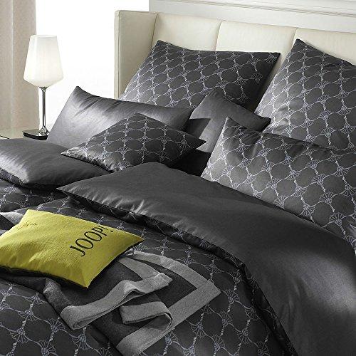 joop bettw sche cornflower gradient graphit 140x200 cm. Black Bedroom Furniture Sets. Home Design Ideas