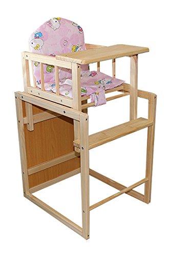 Kinderhochstuhl Kombihochstuhl Hochstuhl Babyhochstuhl Baby Stuhl + Tisch N1