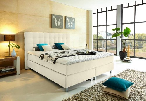 luxus boxspringbett von welcon 140x200 22 farben erhltlich in h2 h3 h4 h2h3 und h3h4 reduziert. Black Bedroom Furniture Sets. Home Design Ideas