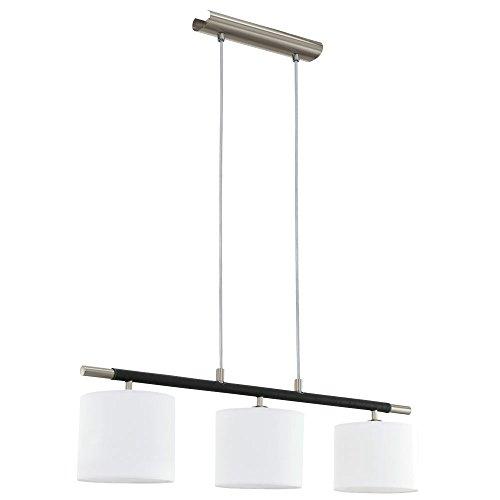 Pendel hnge lampe esszimmer beleuchtung beige 3 flammig for Moebel24 shop