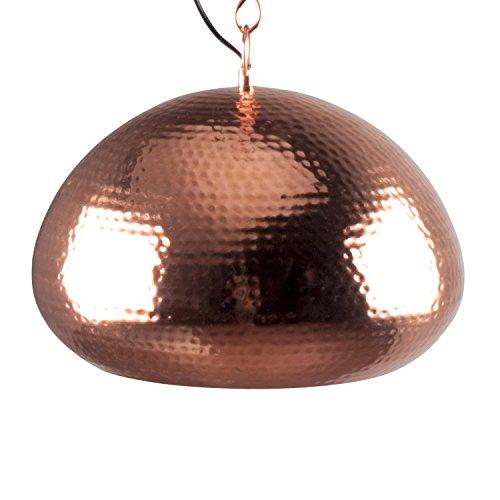 pendelleuchte hammered oval copper von zuiver m bel24. Black Bedroom Furniture Sets. Home Design Ideas