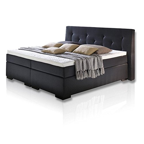roller boxspringbett mero mit matratzen 180x200 cm m bel24 shop xxxl. Black Bedroom Furniture Sets. Home Design Ideas