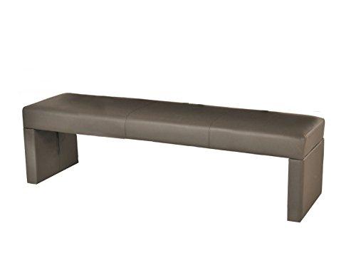 SAM® Esszimmer Sitzbank Nupa in muddy Bank 200 cm schlicht pflegeleichte Oberfläche angenehmer Sitzkomfort