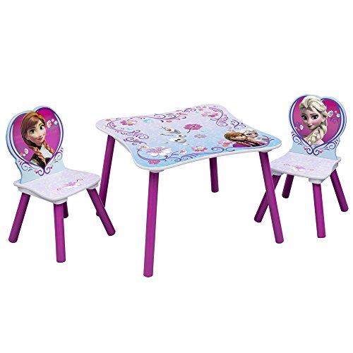 Sitzgruppe - Kindertisch - Kinderstuhl - Kindersitzgruppe mit Motivauswahl (Frozen)