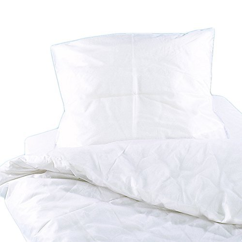 Suprima Inkontinenz Bettwäsche-Set aus PVC weiß
