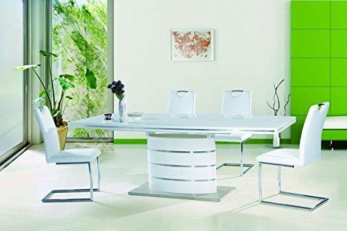 Tisch esstisch fano 140 esszimmertisch sulentisch 90x200 for Esstisch 90x200