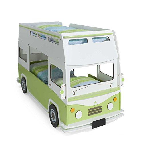 etagenbett bussy 90 x 200 cm gr n m bel24 shop xxxl. Black Bedroom Furniture Sets. Home Design Ideas