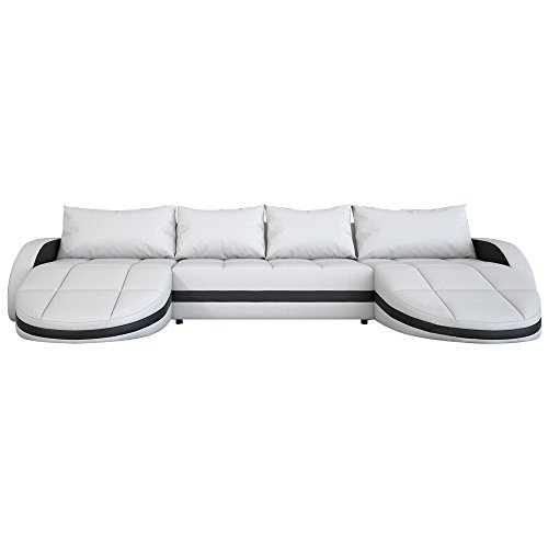 ledersofa m bel24 m bel24 shop xxxl. Black Bedroom Furniture Sets. Home Design Ideas