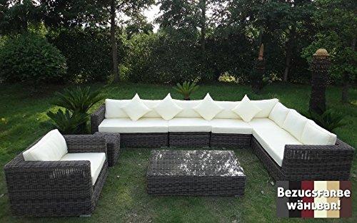 baidani rundrattan garten lounge garnitur celebration integrierter stauraum m bel24 shop xxxl. Black Bedroom Furniture Sets. Home Design Ideas