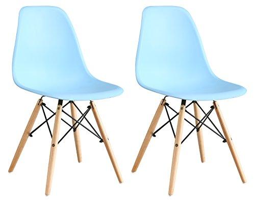 oye hoye retro designer stuhl esszimmerst hle wohnzimmerst hl mit bequem gepolstertem sitz aus. Black Bedroom Furniture Sets. Home Design Ideas