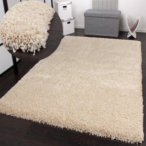 shaggy teppich rio xxl super shaggy hochflor langflor uni creme 0 m bel24 shop xxxl. Black Bedroom Furniture Sets. Home Design Ideas