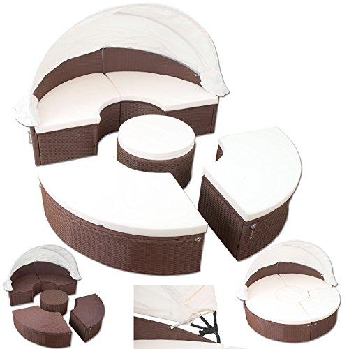 sonneninsel polyrattan m bel24 shop xxxl. Black Bedroom Furniture Sets. Home Design Ideas
