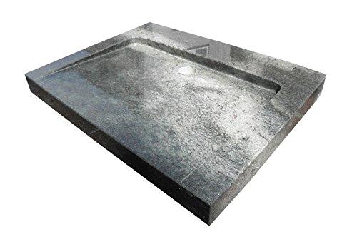 waschbecken aus naturstein granit model bern 55 ridai gr n m bel24 shop xxxl. Black Bedroom Furniture Sets. Home Design Ideas