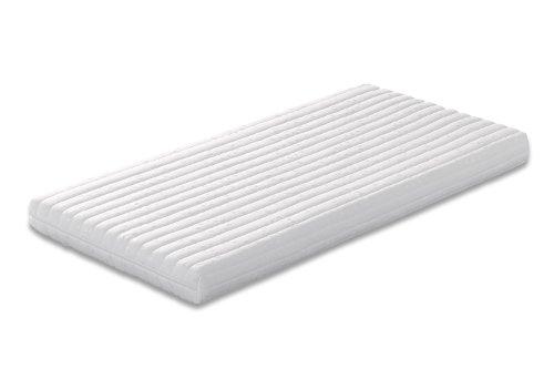 Badenia 3888240125 Bettcomfort Kindermatratze Kiddy 70 x 140 cm weiß