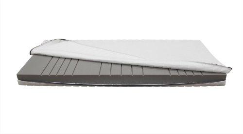 Kaltschaummatratze OrthoMatra ABC-Dream mit 7 Zonen, Höhe ca. 13 cm, Härtgegrad 2,5 - Grösse 60x200