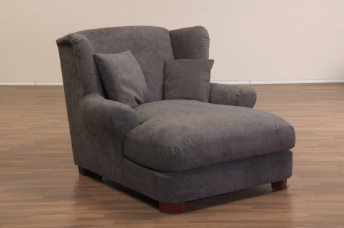 cavadore oasis xxl sessel schaumstoff dunkelgrau 120 x 142 x 92 cm 2 m bel24 std shop. Black Bedroom Furniture Sets. Home Design Ideas