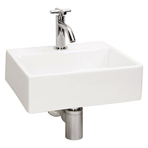 Differnz Argus 38.001.00 Handwaschbecken aus Keramik
