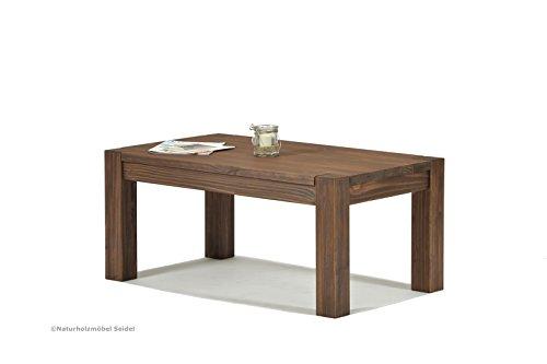 couchtisch wohnzimmertisch beistelltisch rio bonito 90x50cm h he echtholz pinie massivholz. Black Bedroom Furniture Sets. Home Design Ideas