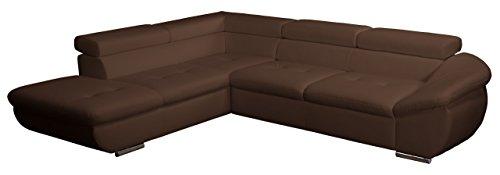polsterecke astra ottomane mit bettkasten und kopfteilverstellung 3er bett mit. Black Bedroom Furniture Sets. Home Design Ideas