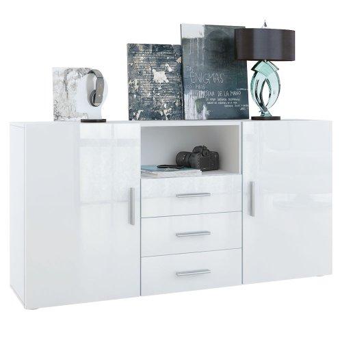 Skadu sideboard wei m bel24 shop xxxl for Moebel24 shop