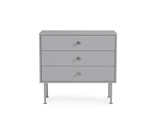 tenzo 1783 012 yay designer kommode holz grau 35 x 79 x 75 cm 0 m bel24 shop xxxl. Black Bedroom Furniture Sets. Home Design Ideas