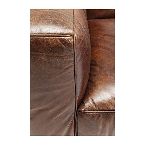 Sofa Leder Cubetto 220cm Kare Design 4