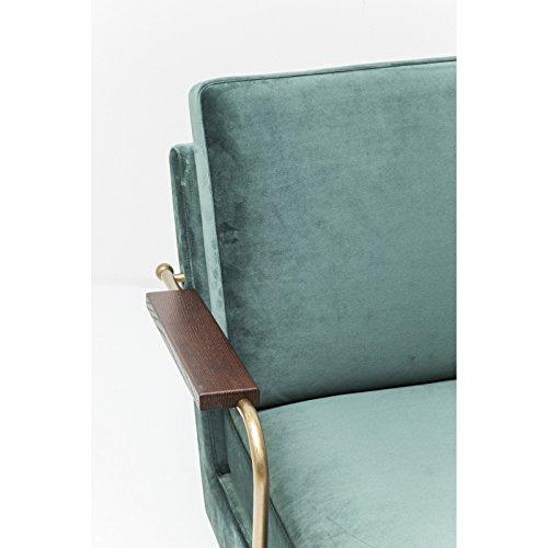 Kare Design Sofa Gamble 3-Sitzer B183xT80xH54,6 2