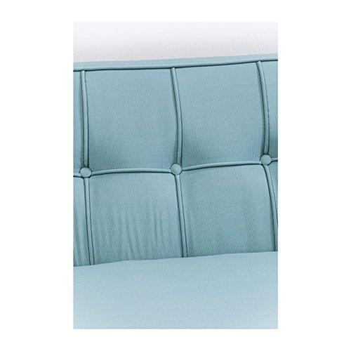 Sofa Loft türkis 3Sitzer Kare Design 2