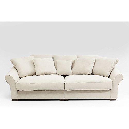 KARE Design Sofa Kapitel Linen Natural - Aussteller