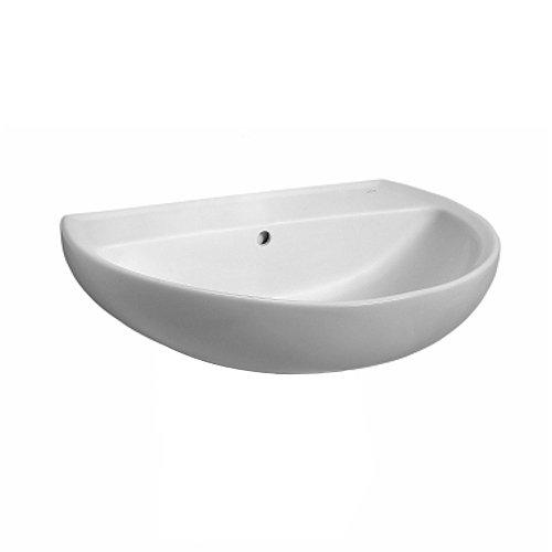 keramag kolo keramik waschbecken weiss 50 cm 577865 m bel24. Black Bedroom Furniture Sets. Home Design Ideas