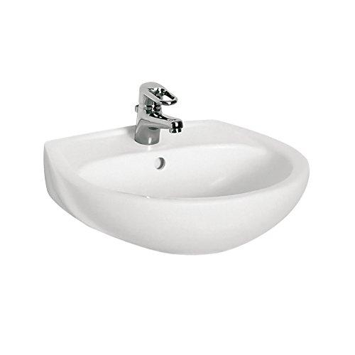 keramag kolo keramik waschbecken weiss 55 cm 486099 m bel24 shop xxxl. Black Bedroom Furniture Sets. Home Design Ideas
