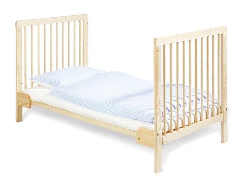 Pinolino Babybett Kinderbett Hanna 140 x 70 cm
