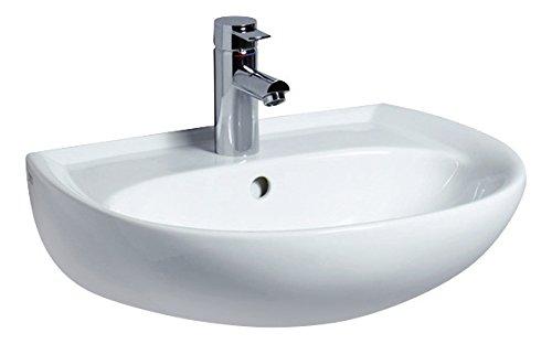 renova nr 1 waschtisch waschbecken 55 cm wei 223055000 m bel24. Black Bedroom Furniture Sets. Home Design Ideas