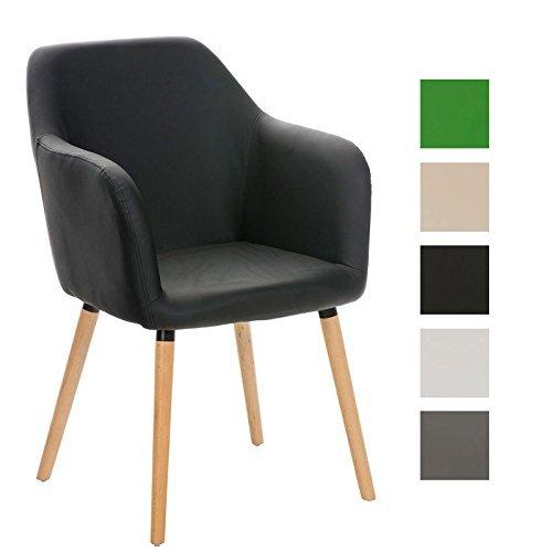 clp besucher design stuhl picard holzgestell sitzfl che. Black Bedroom Furniture Sets. Home Design Ideas