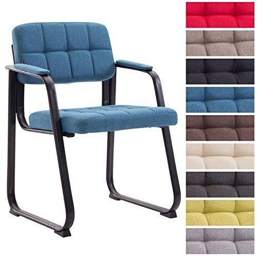 clp besucherstuhl canada b mit stoffbezug wartezimmerstuhl mit lehne gepolsterter. Black Bedroom Furniture Sets. Home Design Ideas