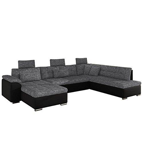 polsterecke presto bis mit schlaffunktion bettkasten und. Black Bedroom Furniture Sets. Home Design Ideas