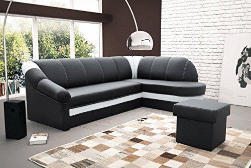 Sofa couchgarnitur couch sofagarnitur benano for Couchgarnitur wohnlandschaft
