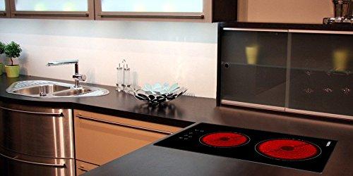 Viesta Glaskeramikkochfeld Keramikkochfeld Glaskeramik Kochfeld Kochplatte Autark