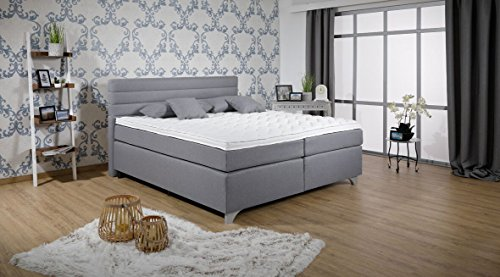Boxspringbett Breckle Arga Top