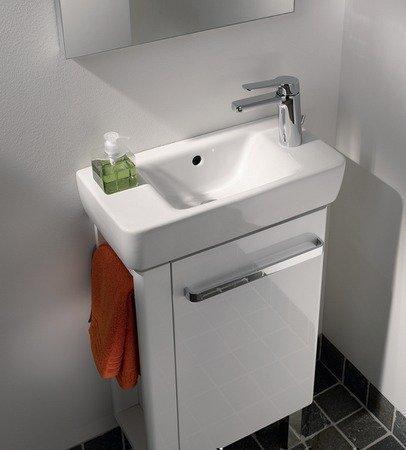 Keramag Renova Nr. 1 Comprimo NEU Handwaschbecken 50 cm weiß KeraTect
