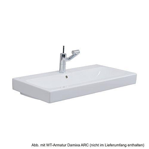 Keramag Waschtisch iCon 900x485mm weiß
