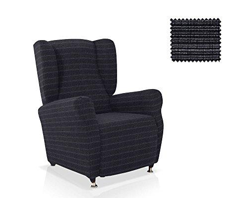 Husse für Ohrensessel Moraig Größe 1 Sitzer (Standard), Farbe Grau (Mehrere Farben verfügbar)