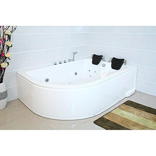 Home Deluxe Whirlpool | Blue Ocean XL | inkl. komplettem Zubehör | Links