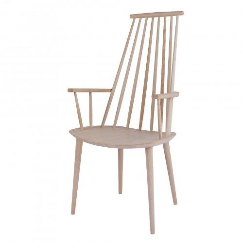 HAY - J110 Stuhl - Buche natur - Poul M. Volther - Design - Esszimmerstuhl - Speisezimmerstuhl