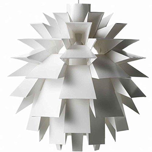 Norm 69Hängelampe, plastik, weiß/matt/Größe 1/Ø 42cm, S (D=42cm), E27